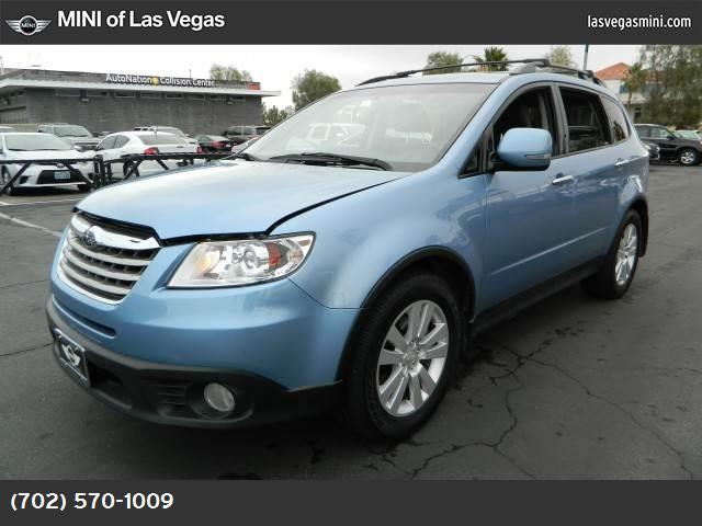 2010 Subaru Tribeca 36R Limited rollover protection traction control vchl dynamic control abs