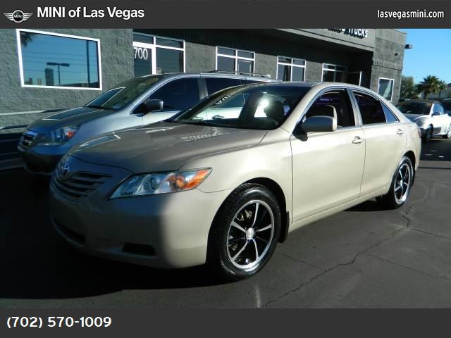 2007 Toyota Camry CE abs 4-wheel air conditioning power windows power door locks cruise contr