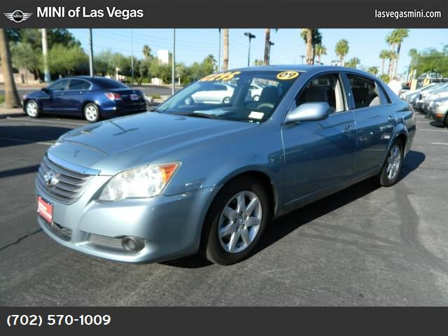 2009 Toyota Avalon XL abs 4-wheel air conditioning power windows power door locks cruise cont