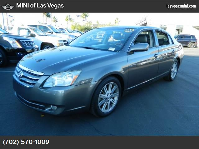 2006 Toyota Avalon Limited abs 4-wheel air conditioning power windows power door locks cruise