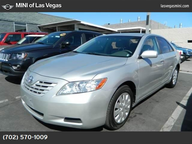 2009 Toyota Camry  classic silver metallic front wheel drive power steering 4-wheel disc brakes