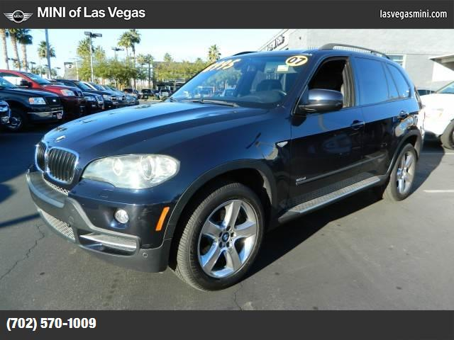 2007 BMW X5 30si hill descent control traction control stability control abs 4-wheel air con