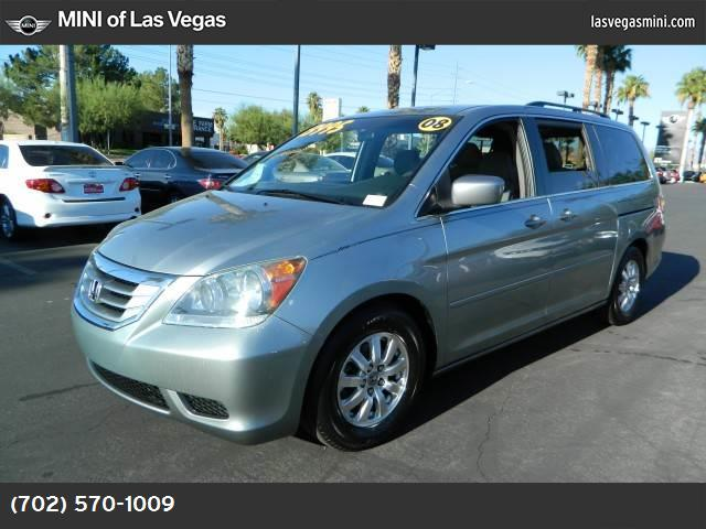 2008 Honda Odyssey EX traction control stability control abs 4-wheel keyless entry air condit