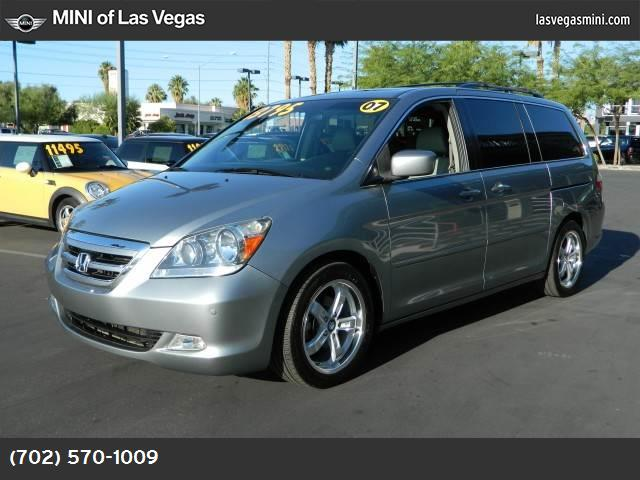 2007 Honda Odyssey Touring traction control abs 4-wheel air conditioning air cond rear power