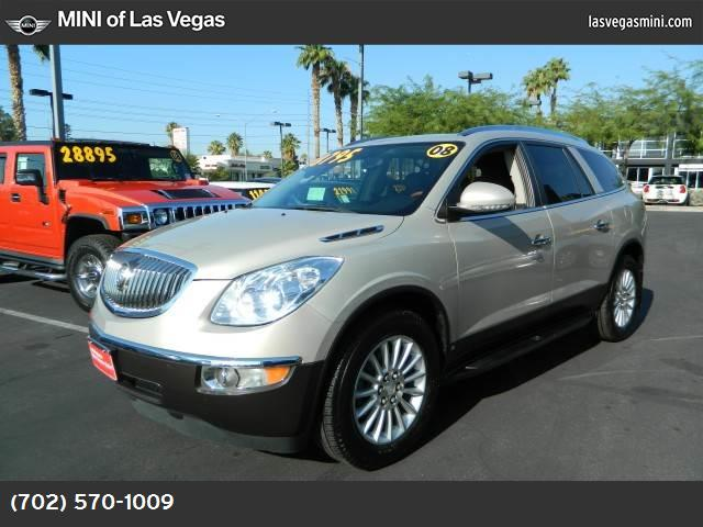2008 Buick Enclave CXL power liftgate release traction control stabilitrak abs 4-wheel keyles