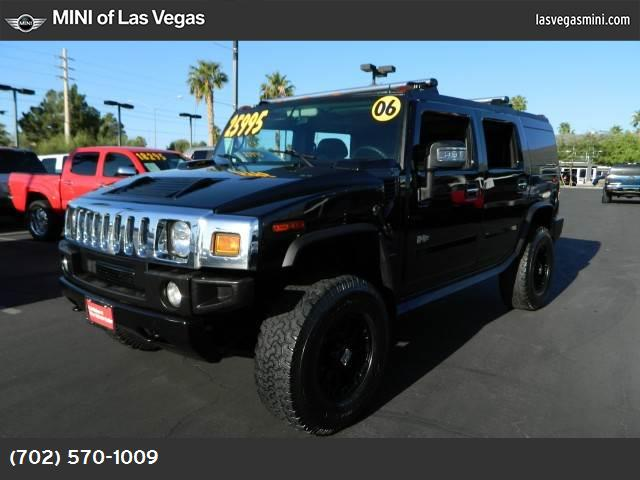 2006 HUMMER H2  traction control abs 4-wheel air conditioning power windows power door locks