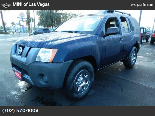 2007 Nissan Xterra X dynamic control abs 4-wheel air conditioning power windows power door lo