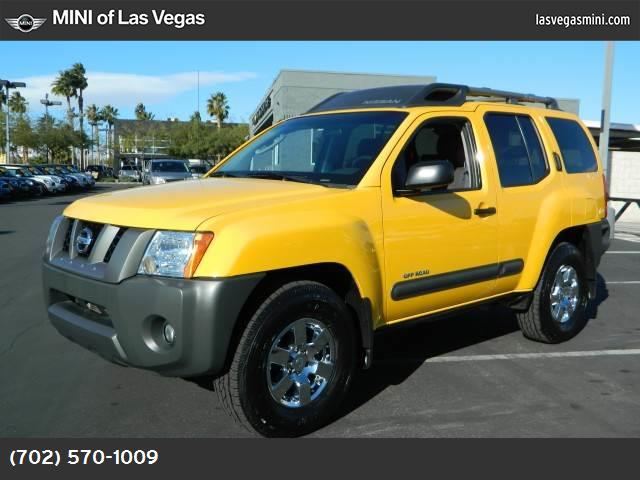 2008 Nissan Xterra Off Road lockinglimited slip differential four wheel drive tow hooks tires -