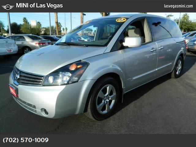 2007 Nissan Quest Base traction control abs 4-wheel air conditioning air cond rear power wind