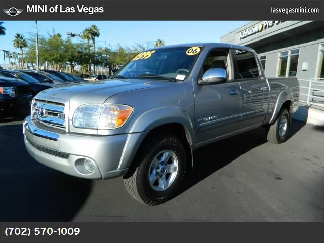 2006 Toyota Tundra SR5 off-road pkg abs 4-wheel air conditioning sliding rear window power wi
