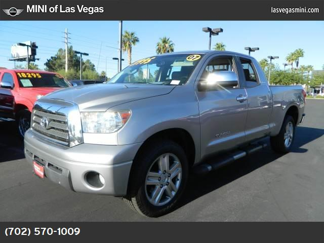 2007 Toyota Tundra Ltd trd off-road pkg stability control abs 4-wheel air conditioning slidin