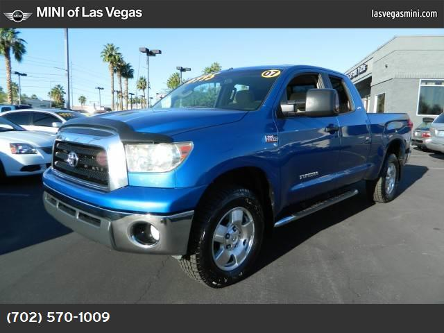 2007 Toyota Tundra SR5 trd off-road pkg stability control abs 4-wheel air conditioning slidin
