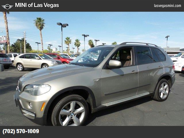 2008 BMW X5 30si rollover protection hill descent control traction control dynamic stability co
