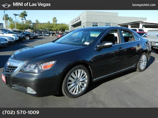 2011 Acura RL Tech Pkg traction control stability control abs 4-wheel keyless entry keyless s