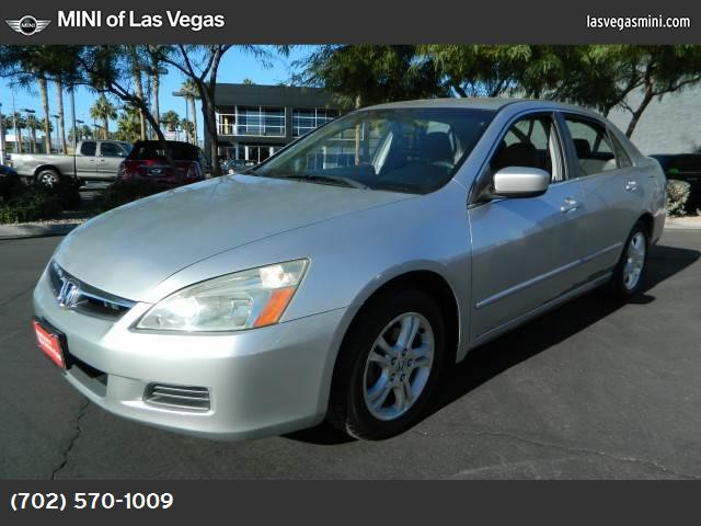 2007 Honda Accord Sdn LX SE abs 4-wheel air conditioning power windows power door locks cruis