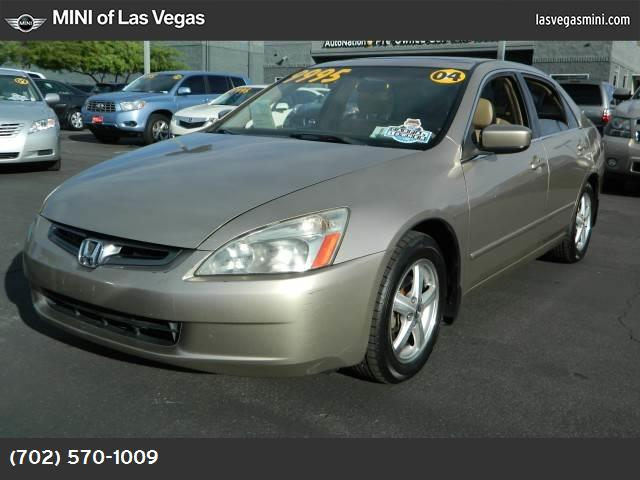 2004 Honda Accord Sdn EX abs 4-wheel air conditioning power windows power door locks cruise c