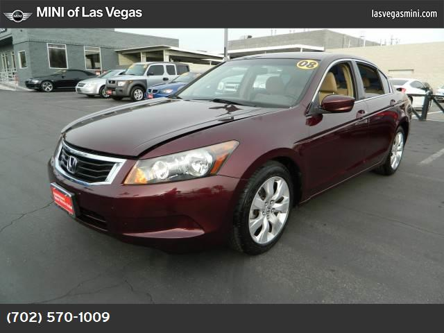 2008 Honda Accord Sdn EX traction control stability control abs 4-wheel keyless entry air con