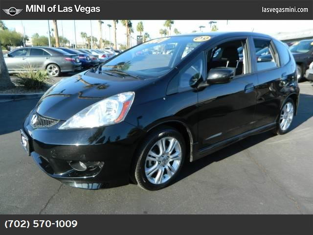 2009 Honda Fit Sport abs 4-wheel air conditioning power windows power door locks cruise contr