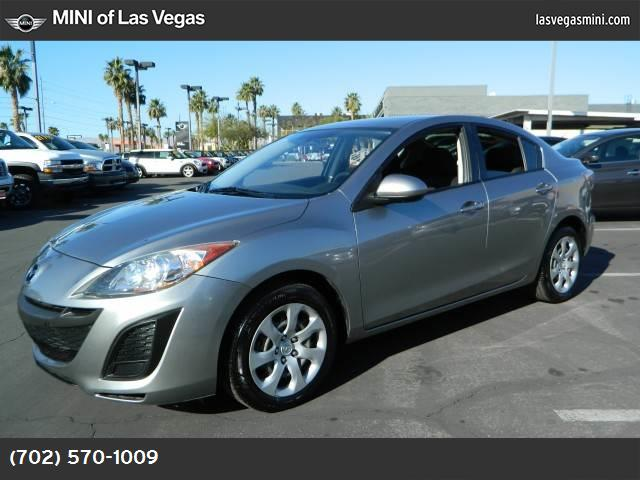 2010 Mazda Mazda3 i Sport abs 4-wheel power windows power steering tilt wheel amfm stereo m