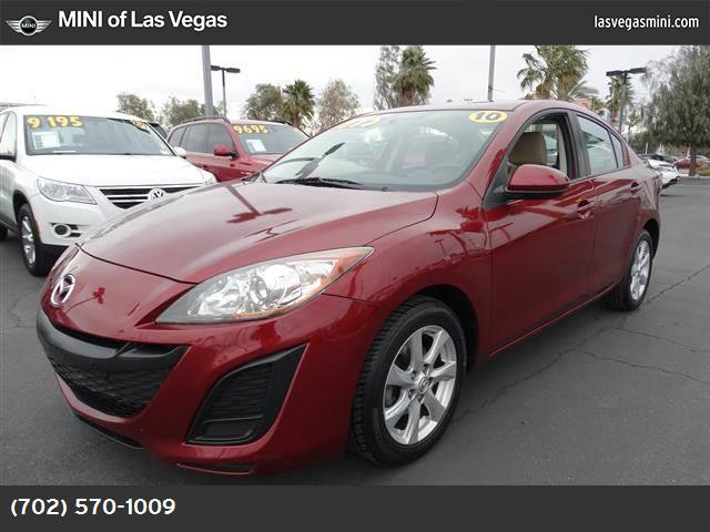 2010 Mazda Mazda3 i Touring traction control stability control abs 4-wheel air conditioning p