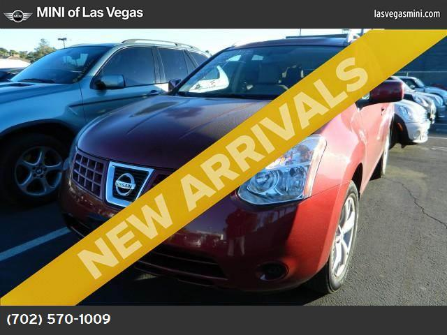 2009 Nissan Rogue SL traction control abs 4-wheel air conditioning power windows power door l