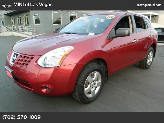 2010 Nissan Rogue S traction control vchl dynamic control abs 4-wheel keyless entry air condi
