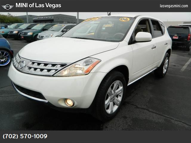 2006 Nissan Murano SL abs 4-wheel air conditioning power windows power door locks cruise cont