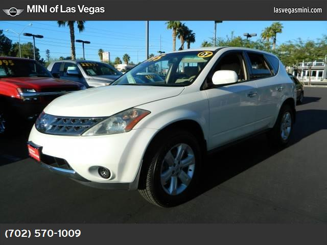 2007 Nissan Murano S air conditioning power windows power door locks cruise control power steer