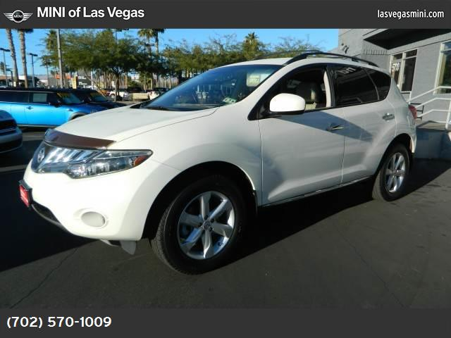 2009 Nissan Murano SL traction control vchl dynamic control abs 4-wheel keyless entry keyless