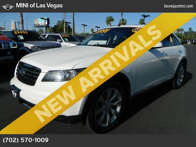 2008 Infiniti FX35  traction control abs 4-wheel keyless entry air conditioning power windows
