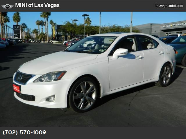 2010 Lexus IS 250  traction control stability control abs 4-wheel keyless entry keyless start