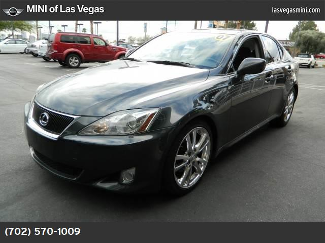 2007 Lexus IS 250  traction control stability control abs 4-wheel air conditioning power wind