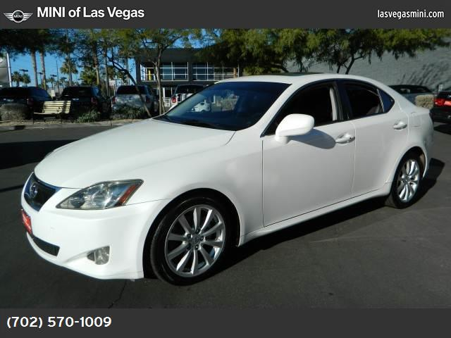 2008 Lexus IS 250  traction control stability control abs 4-wheel keyless entry keyless start