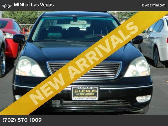 2001 Lexus LS 430  traction control abs 4-wheel air conditioning power windows power door loc
