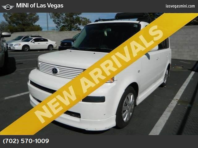 2005 Scion xB  traction control front wheel drive tires - front all-season tires - rear all-seas