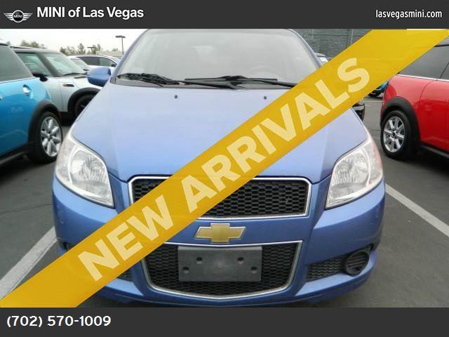 2009 Chevrolet Aveo LS power steering tilt wheel amfm stereo onstar dual air bags side air ba