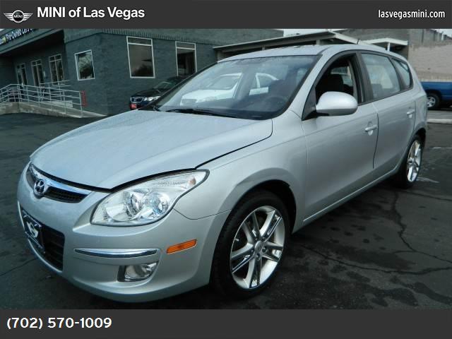 2009 Hyundai Elantra Touring quicksilver front wheel drive power steering 4-wheel disc brakes a