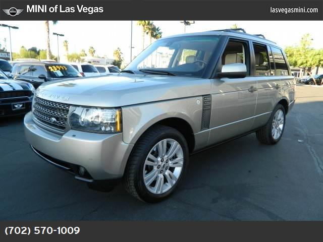 2011 Land Rover Range Rover HSE LUX 34850 miles VIN SALMF1D45BA344223 Stock  1162640257 45