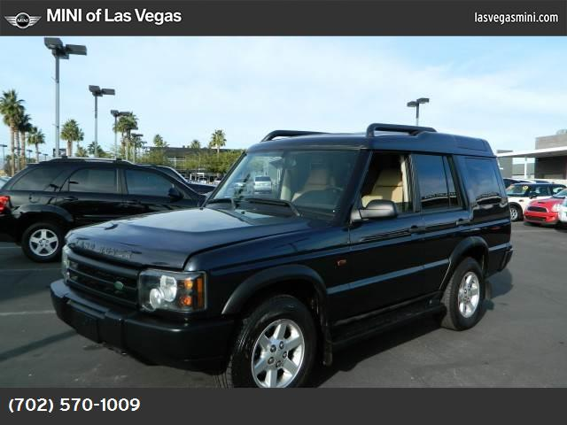 2004 Land Rover Discovery S traction control abs 4-wheel air conditioning power windows power