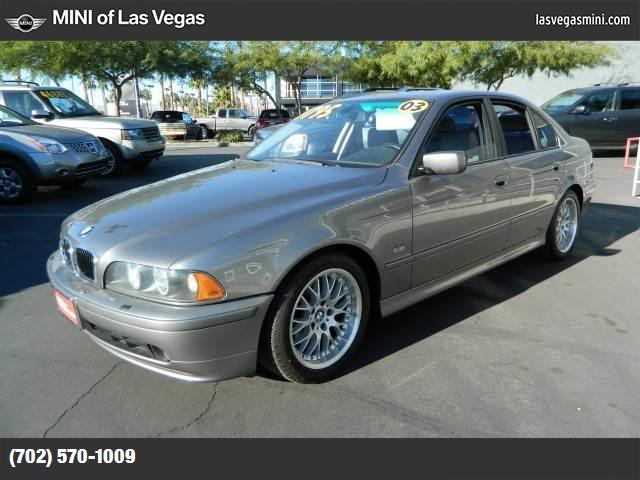 2003 BMW 5 Series 530iA traction control stability control abs 4-wheel air conditioning power