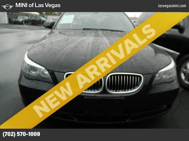 2007 BMW 5 Series 550i traction control stability control abs 4-wheel air conditioning power