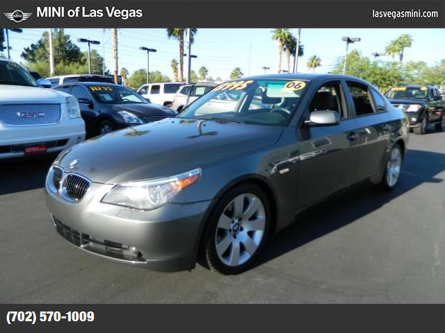 2006 BMW 5 Series 530i sport pkg hill descent control traction control stability control abs 4