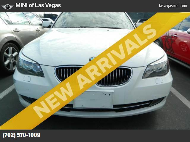 2008 BMW 5 Series 528i traction control dynamic stability control abs 4-wheel keyless entry a