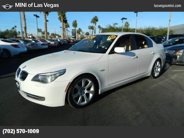 2010 BMW 5 Series 535i traction control dynamic stability control abs 4-wheel keyless entry k