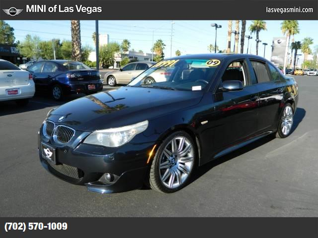 2009 BMW 5 Series 550i traction control dynamic stability control abs 4-wheel keyless entry a