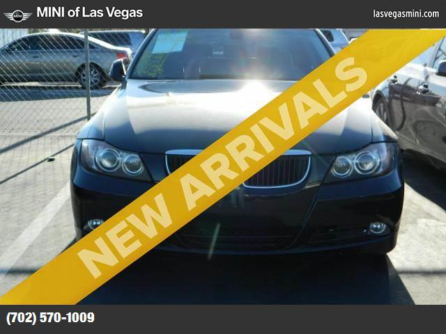 2007 BMW 3 Series 328i sport pkg traction control stability control abs 4-wheel air condition