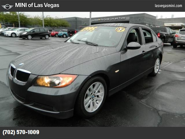 2007 BMW 3 Series 328i traction control stability control abs 4-wheel air conditioning power