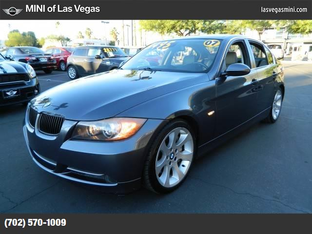 2007 BMW 3 Series 335i traction control stability control abs 4-wheel air conditioning power