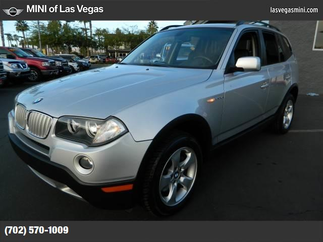 2008 BMW X3 30si hill descent control traction control stability control abs 4-wheel air con