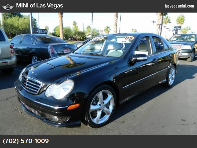 2005 Mercedes C-Class 18L traction control slip control abs 4-wheel air conditioning power w
